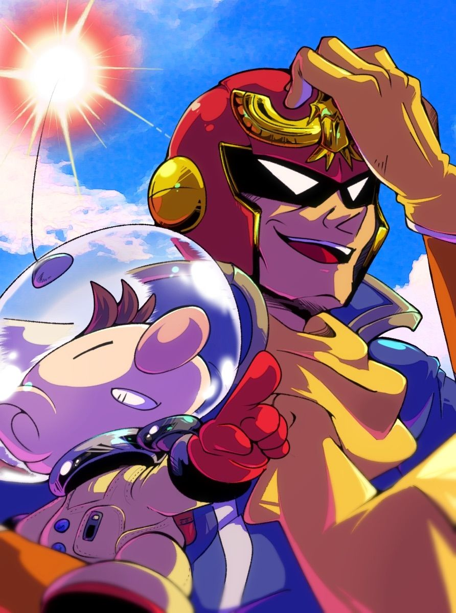 How To Get Captain Falcon In Super Smash Bros Brawl