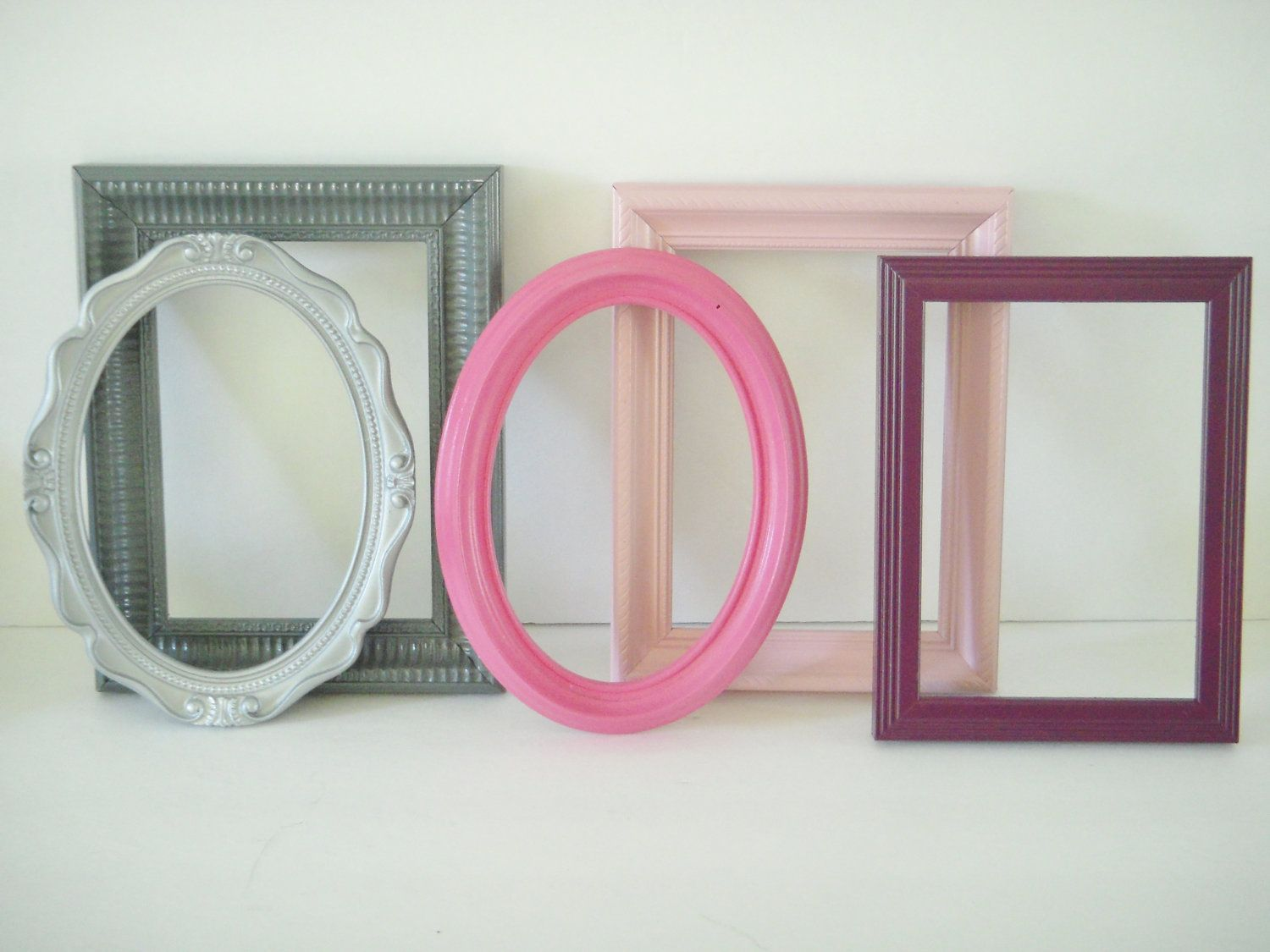 Upcycled Small Ornate Frame Lot by Deligato on Etsy, $27.50