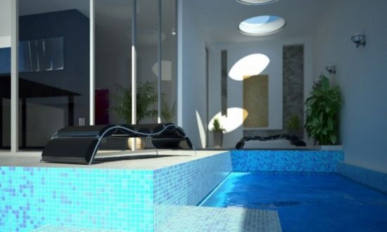 ... 7 Ultra Moderne Lounge Sessel Designs Aus Holz Für Den Außenbereich   Designer  Liegesessel Liegenden Frau ...