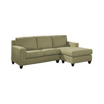 Microfiber Sectional Sofa Reversible Chaise Lounge Small Couch Furniture Relax Product Description Renew Your Living