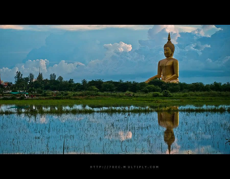 Buddha Statue Thailand - Largest in the world