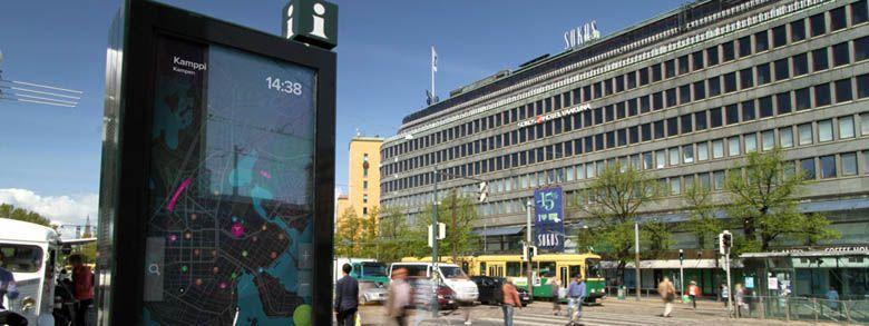 Urbanflow: información en tiempo real del estado de la ciudad?