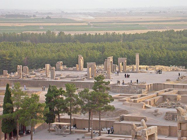 The Palace Of Xerxes Dwelling Place Persepolis Ancient History Archaeology Greco Persian Wars Israel History