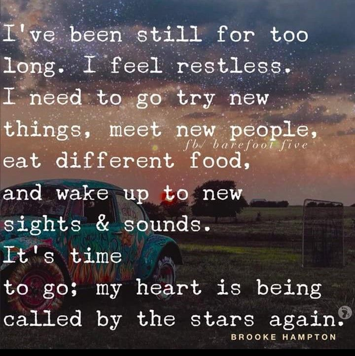 Photo of I've been still for too long… This is me after I've been home from a trip for … – Travel Quotes