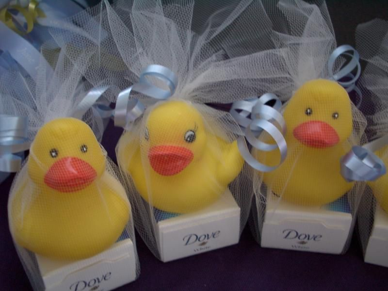 Rubber Ducky Baby Shower Centerpieces Oct 2009 Rubber Ducky 456
