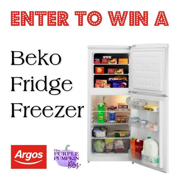 Enter To Win A Beko Ct5381apw Fridge Freezer From Argos With