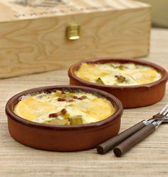 Tartiflette d'endives aux lardons et reblochon - Recettes de cuisine Ôdélices #recettesdecuisine