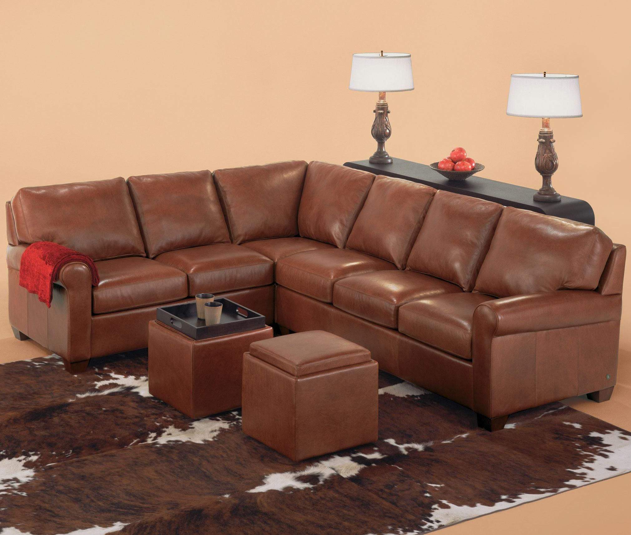 Savoy Contemporary Sectional By American Leather Future
