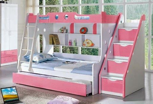 Etagenbett Mädchen : Image result for girls room built ins pinterest etagenbett