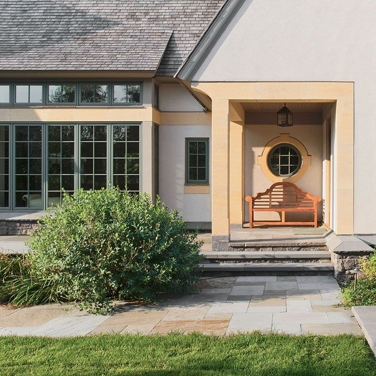 Tea2 architects modern english country house edina mn for Traditional english home