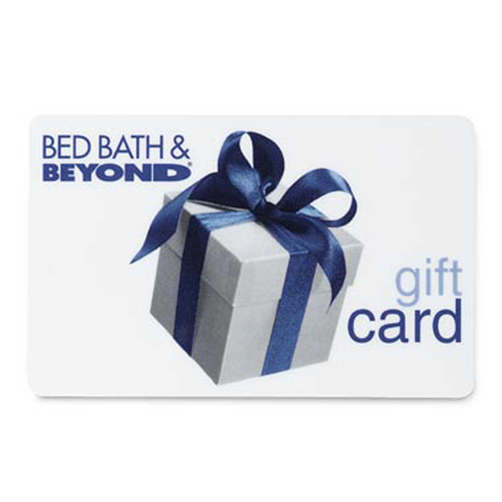 bed bath beyond canada gift card balance