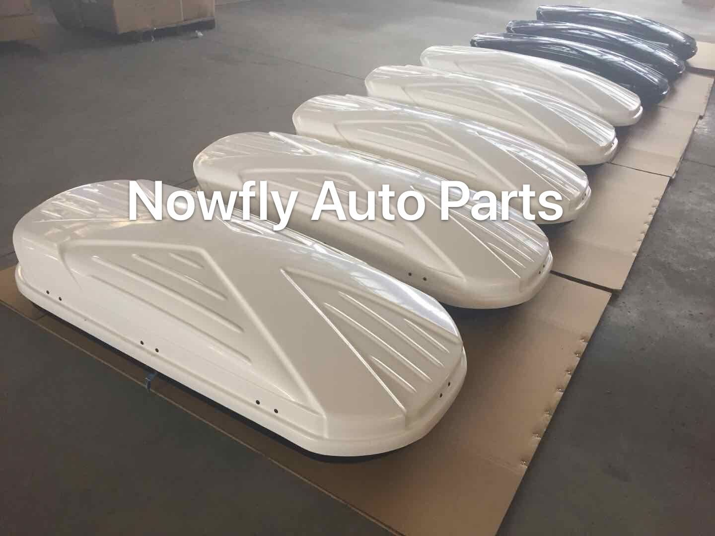 Decorative Accessories Abs Car Roof Boxes Car Top Box Carrier Cargo Box Car Roof Box Car Roof Racks Roof Luggage Carrier