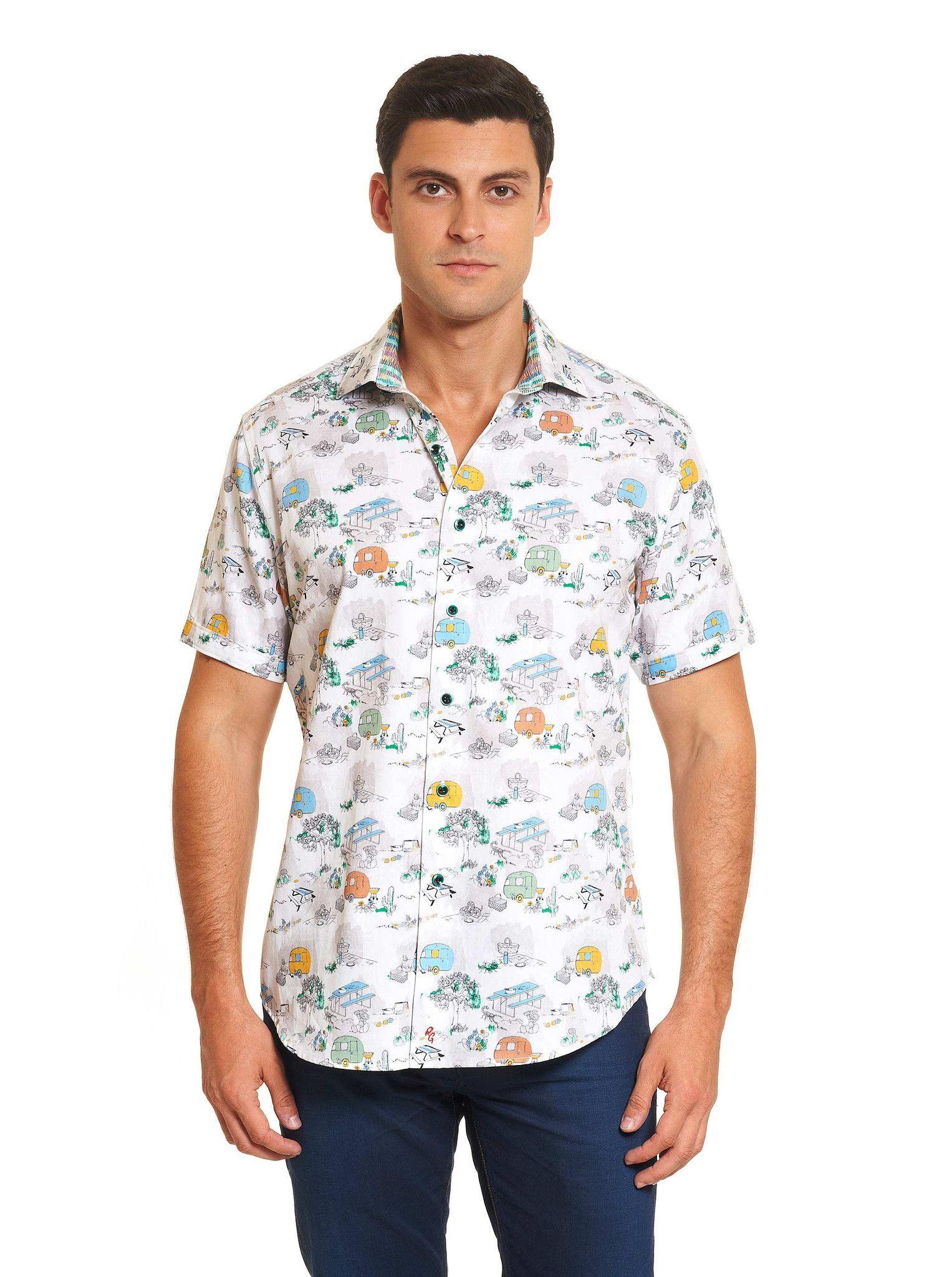 Robert Graham | Cactus Bob Short Sleeve Shirt