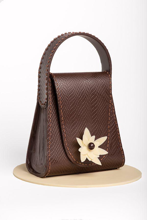 Tas van #Chocolade een special van Hop & Stork www.hopenstork.com