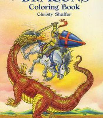 Dragons Coloring Book PDF