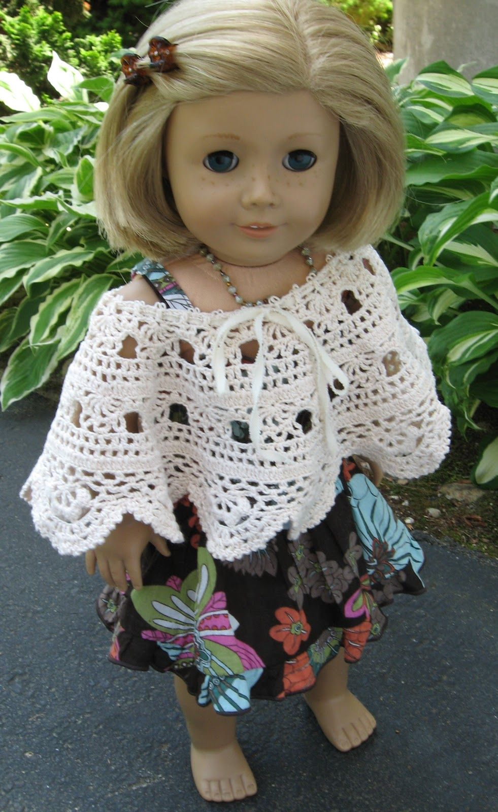 A Doll for all Seasons: Easy Sundress and Shawl from a …   American ...