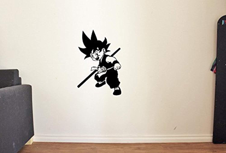 Anime wall decal baby dragon ball z decor vinyl stickers