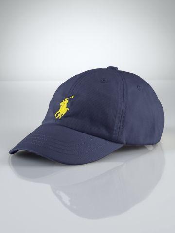 Baby boy Polo baseball hat  29870ff1091