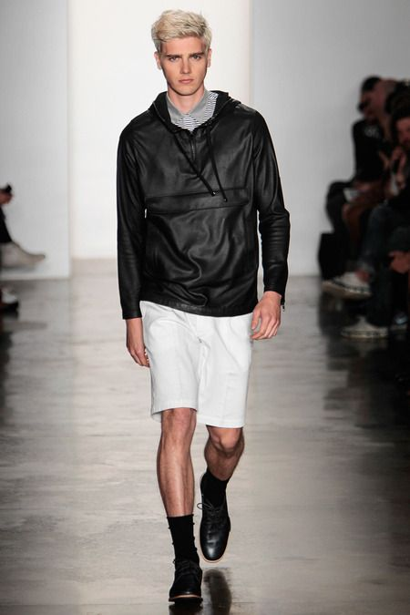 Timo Weiland Spring 2014 Ready To Wear Collection Slideshow On Style Com Menswear Spring Summer 2014 Ny Fashion Week