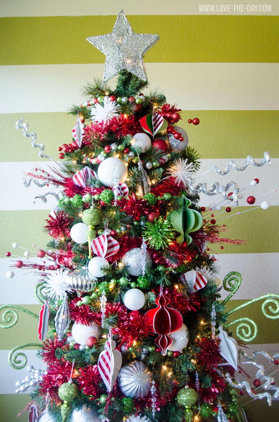 Whimsical Christmas Tree Decorating Ideas Michaels Makers Whimsical Christmas Trees Christmas Tree Images Christmas Tree Decorations