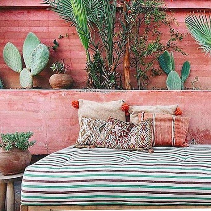 37 Beautiful Bohemian Patio Designs: 22 Beautiful Bohemian Patio Ideas With Ethnic Touch