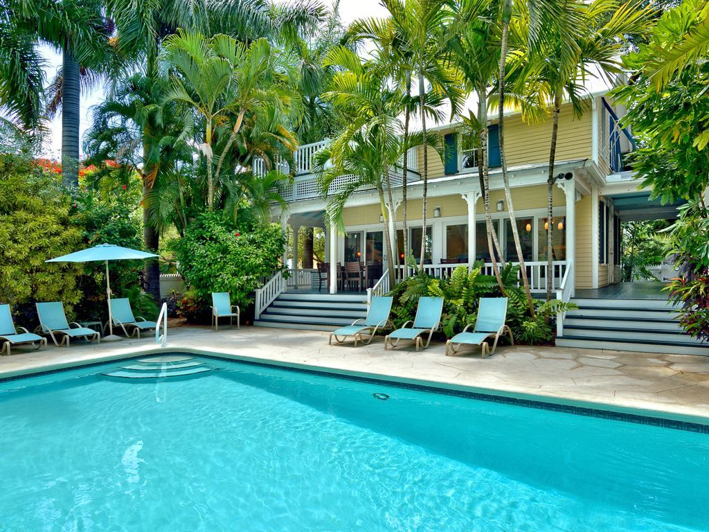 Key West Estate Rental