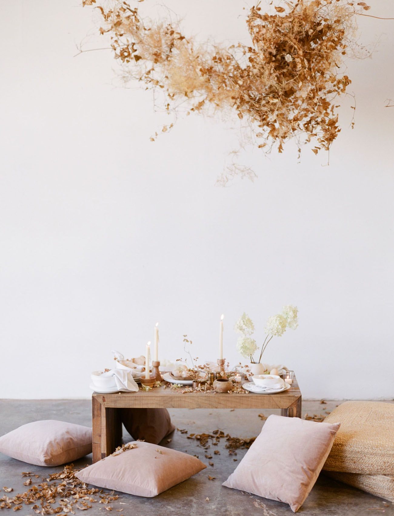 The Call of Autumn Rustic Meets Modern in the Foliage for