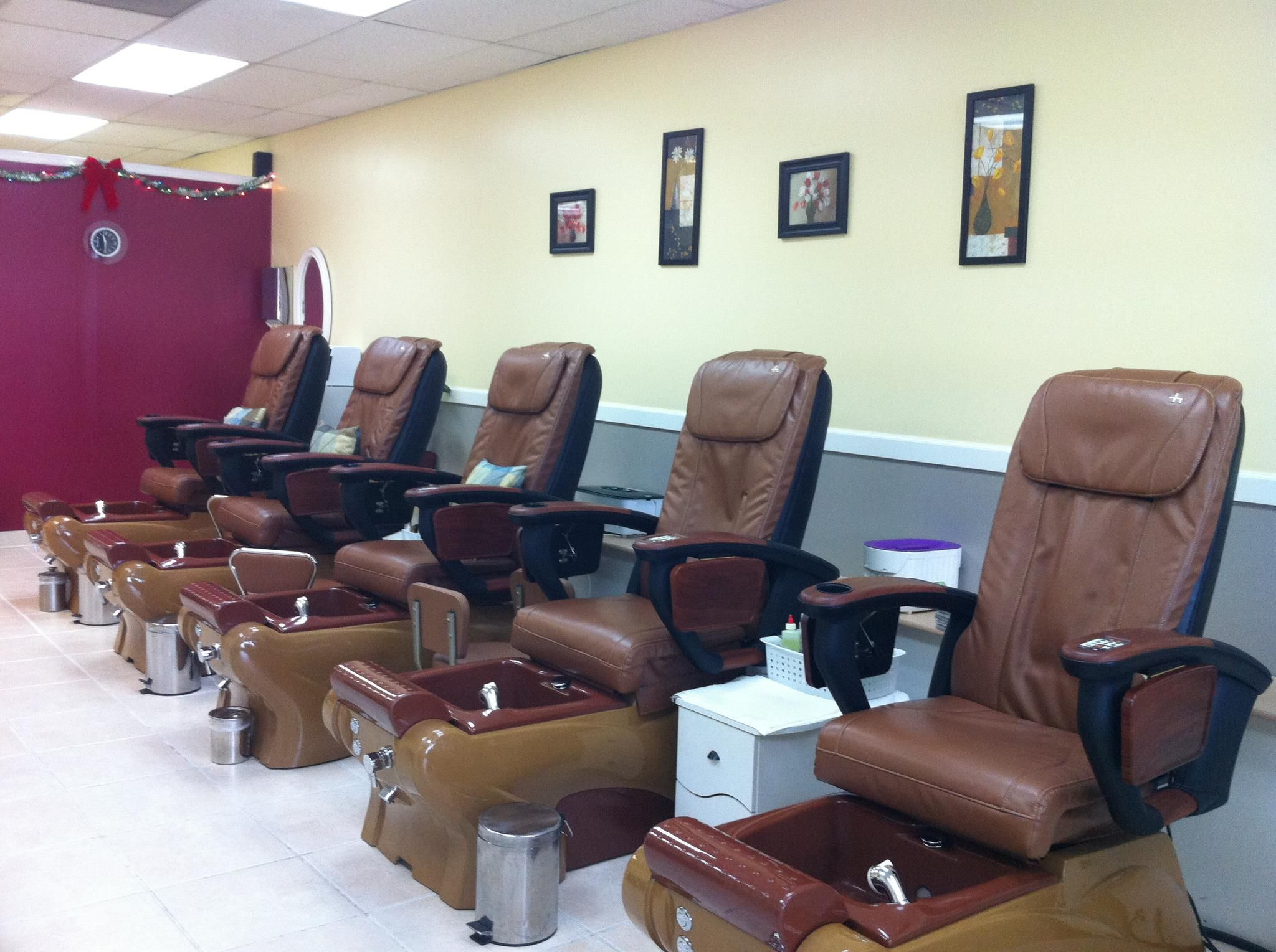 Luxury Spa Nails & Waxing | Spas, Salons and Health | Pinterest ...