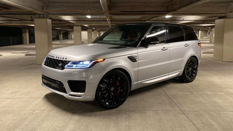 2019 Range Rover Sport comes with mildhybrid boost in