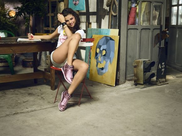selena gomez new summer collections