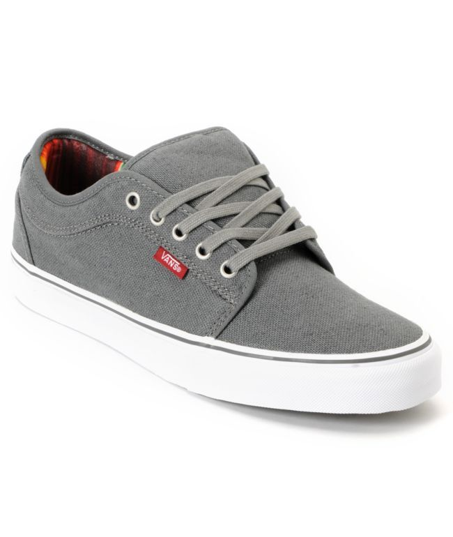 1dd70efe3ceecb Vans · Chukka Low Mexican · Blanket · Grey · Canvas · Shoe · Skate ·  Fashion · Trendy ·  la plantilla de zarape
