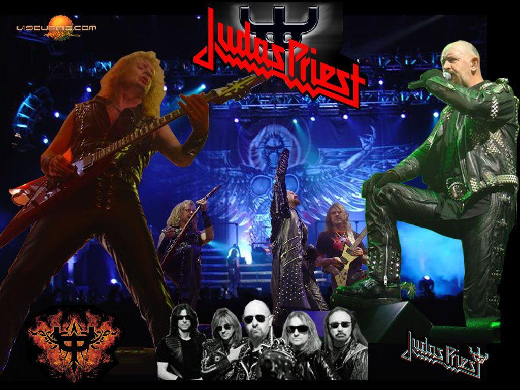 Judas Priest Wallpaper Wallpaper De Judas Priest Rock N Roll