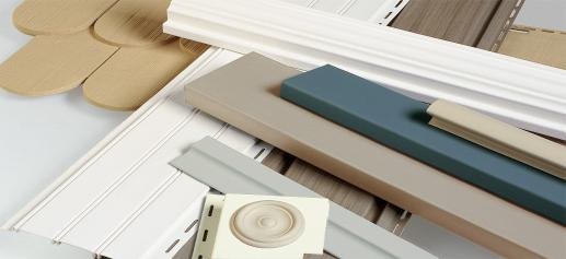 7 Popular Siding Materials To Consider: Vinyl Carpentry® Decorative Trim