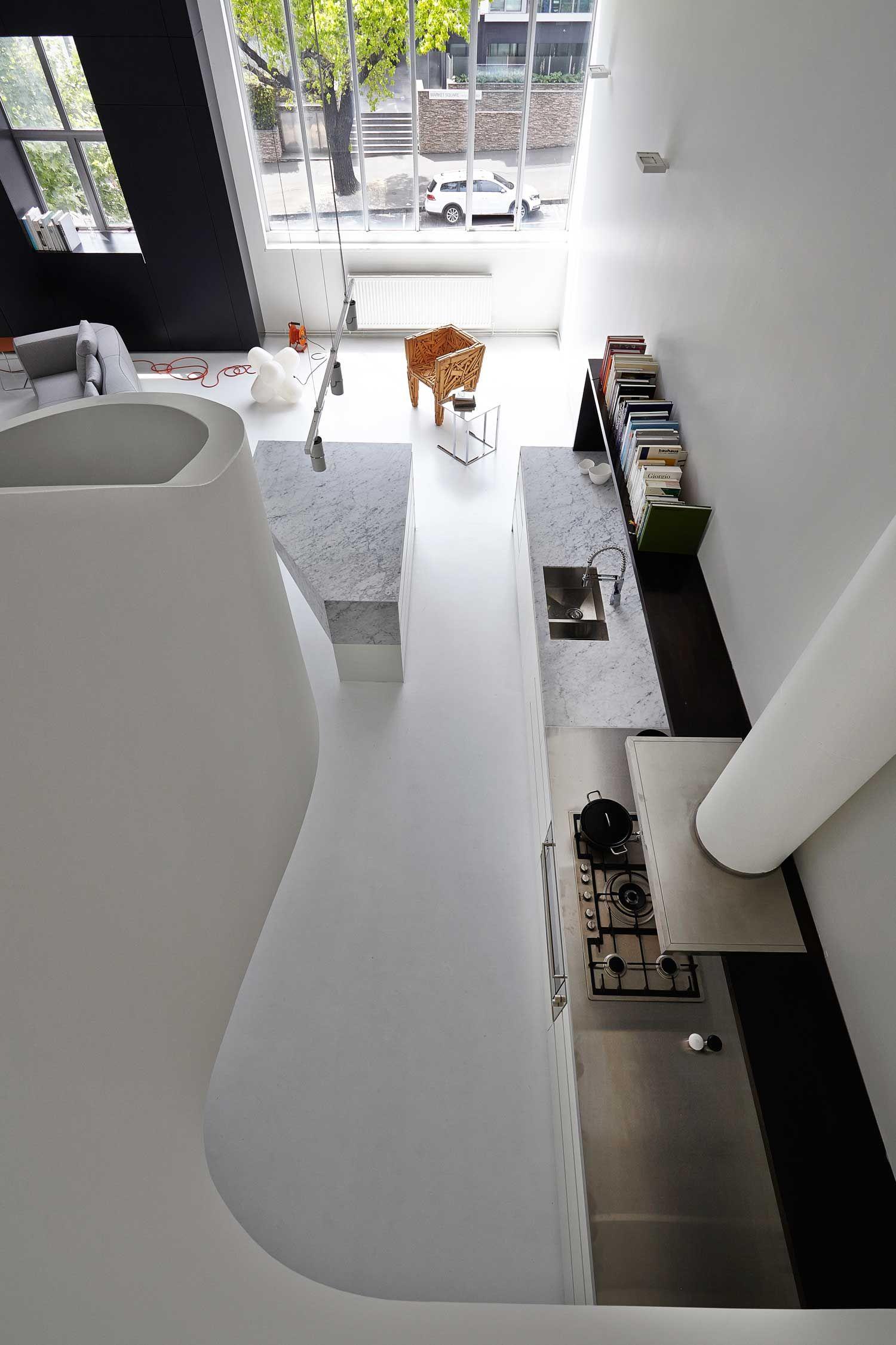 Adrian Amore Loft Apartment in West Melbourne   http://www.yellowtrace.com.au/2014/02/10/adrian-amore-loft-apartment-melbourne/