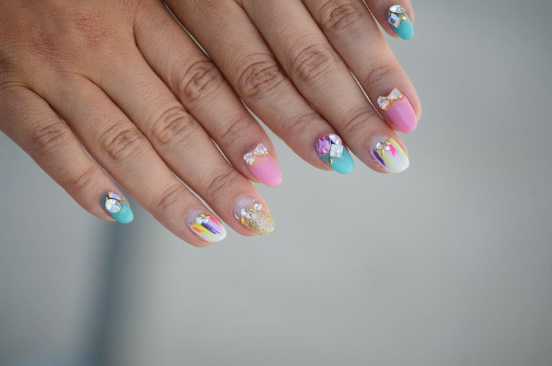 Fantastic Nails Art Ladies Salon Collection - Nail Polish Ideas ...
