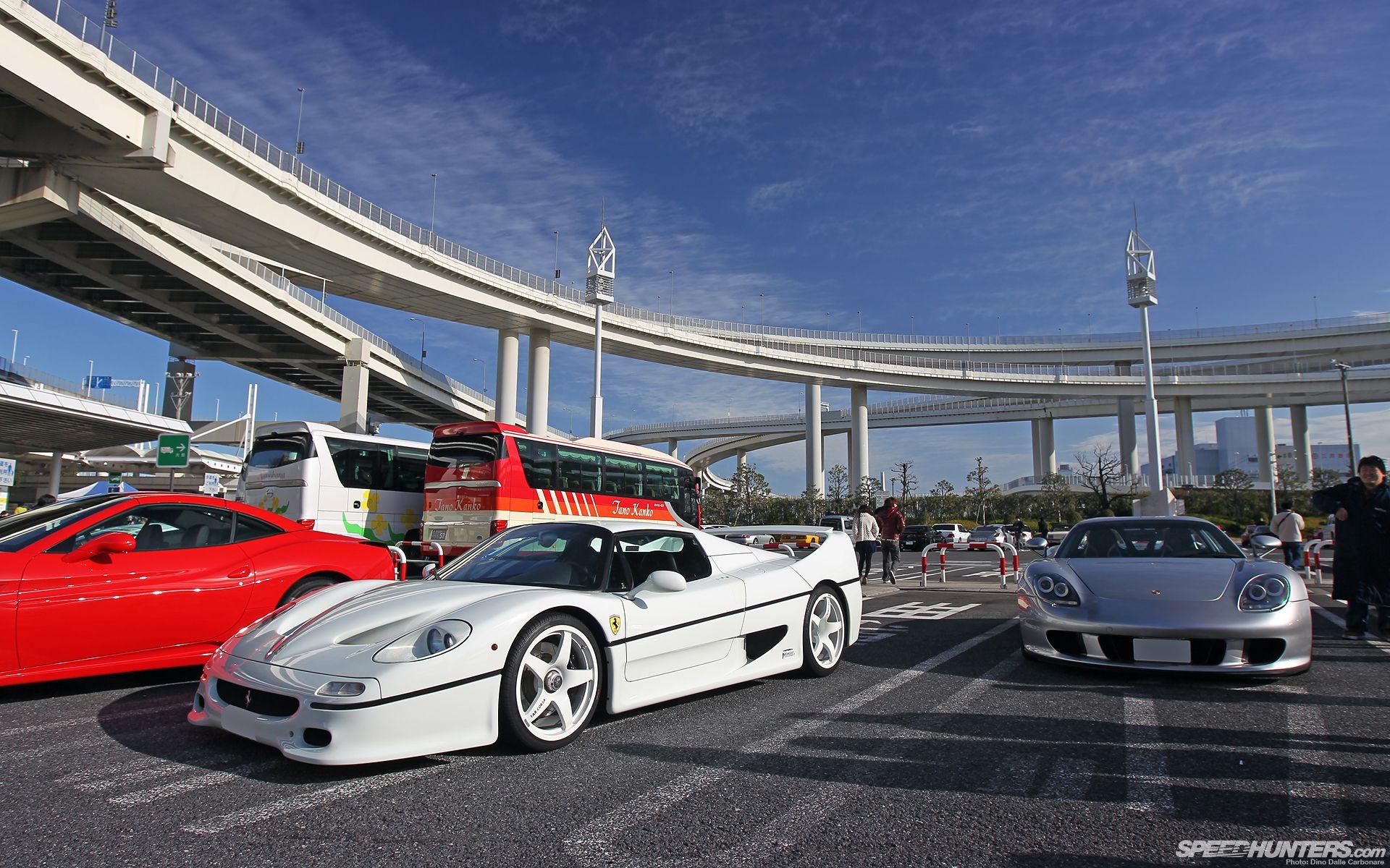 Ferrari F50 In Japan Super Cars My Dream Car Car Lover