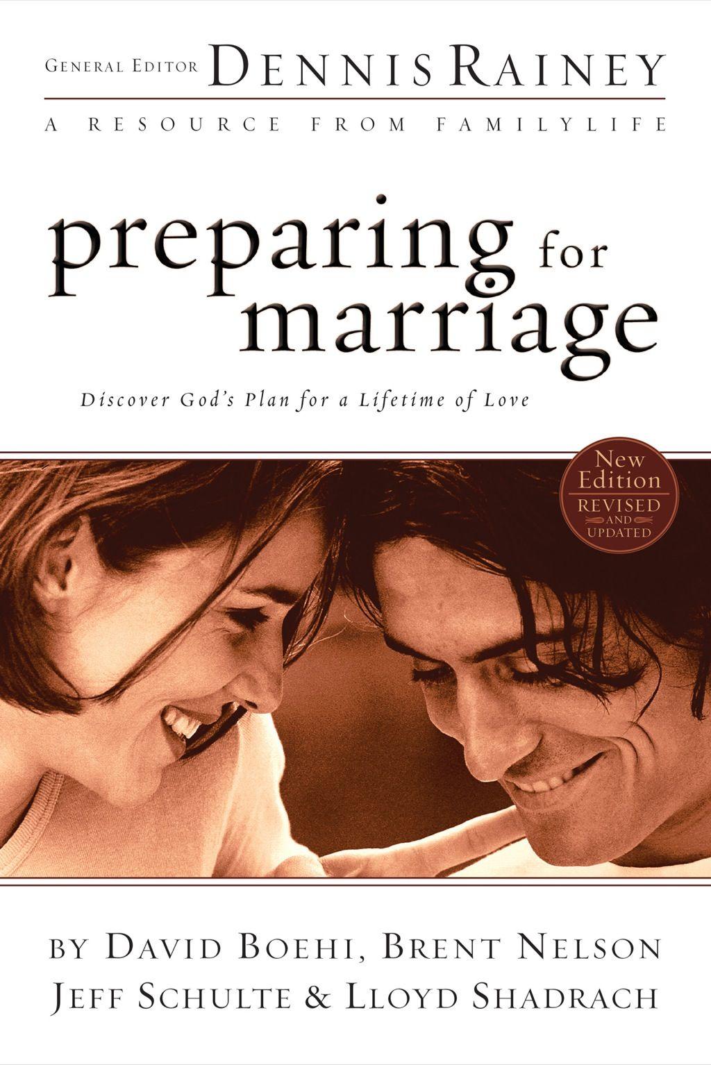 Preparing For Marriage Ebook