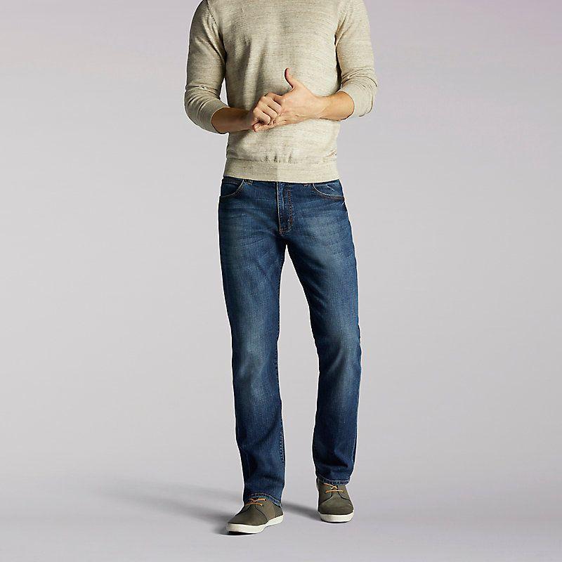 Jean coupe droite fuselée Extreme Motion pour hommes | Jeans pour hommes | Lee®   – Products
