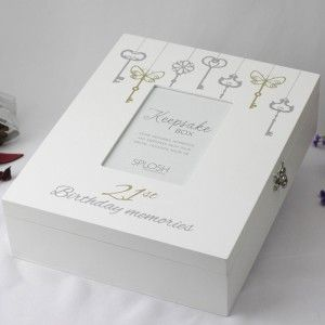 Personalised Trinket Box 18th-21st-30th Birthday Gift