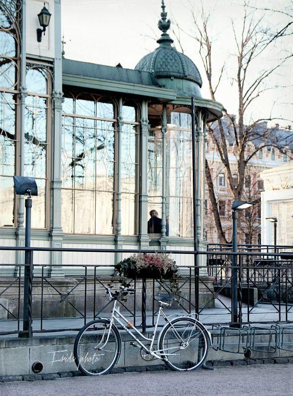 Restaurant Kappeli on Esplanade, Helsinki