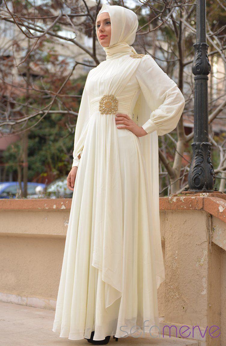 فساتين سهرة كيوت 2014 اجدد موضة فساتين للسهرة 2015 Muslimah Fashion Fashion Islamic Fashion