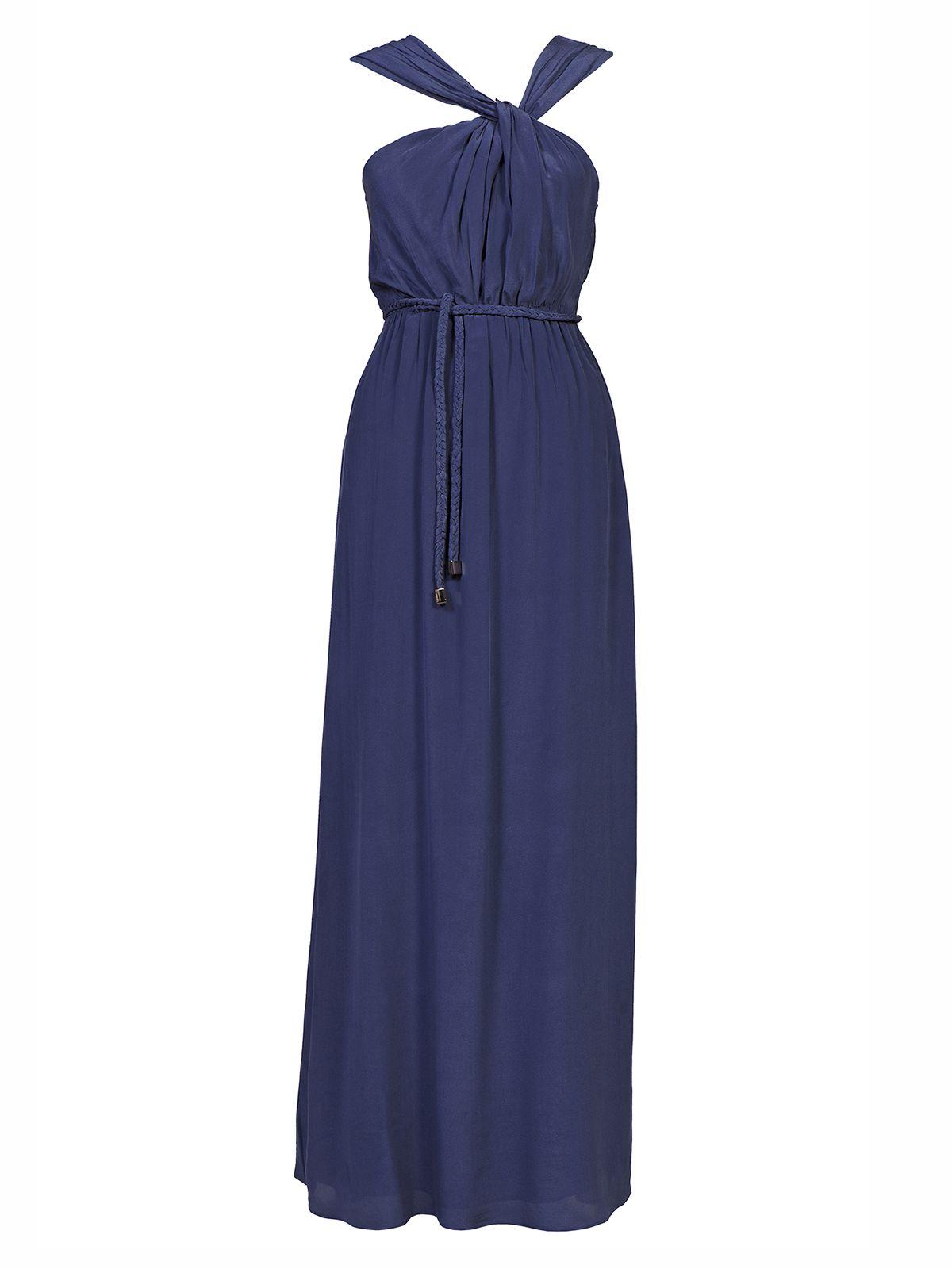 Rodeo Show Akira Maxi Dress Blue   Dresses, Maxi dress