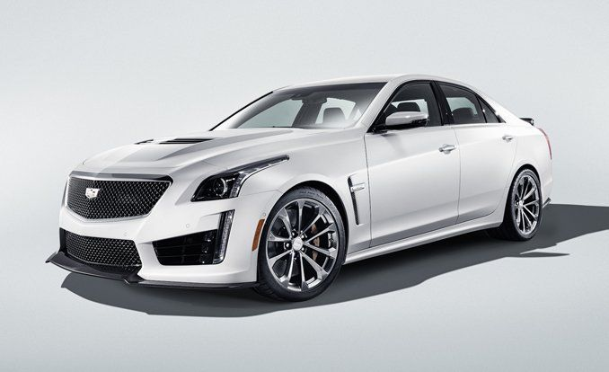 View 2016 Cadillac CTS V: In Depth With The Four Door Corvette Photos From  Car And Driver. Find High Resolution Car Images In Our Photo Gallery  Archive.