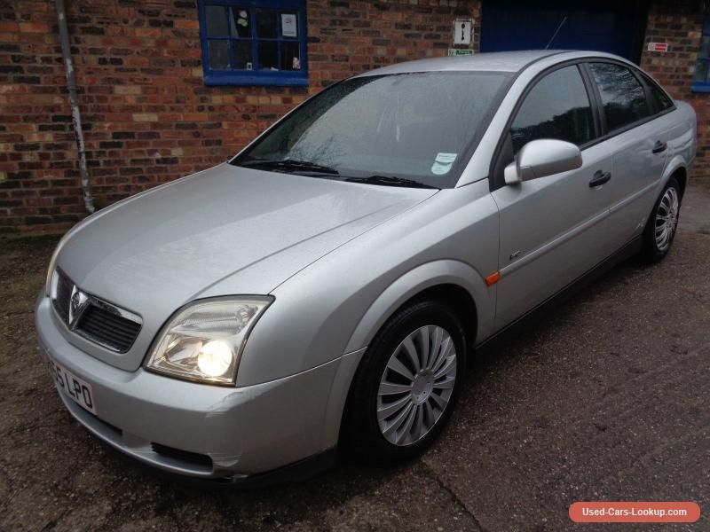 2006 Vauxhall Vectra Life 1 9 Cdti 8v Silver 1 Previous Owner Service History Vauxhall Vectralifecdti8v Forsa Cars For Sale Vauxhall Motorcycles For Sale