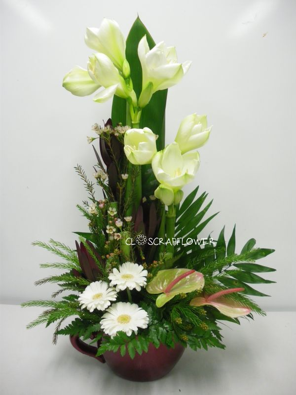 imgp7205 p arranjos florais arranjos de flores diy. Black Bedroom Furniture Sets. Home Design Ideas