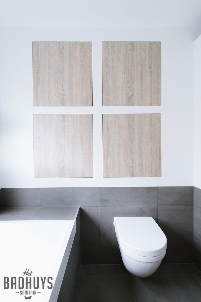 Badkamer met inbouwkast Breda, Het Badhuys Breda | Het Badhuys ...