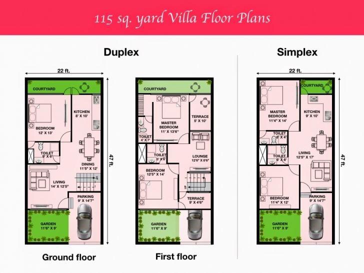 15 X 30 Home Design: Gorgeous 15 X 50 House Design House