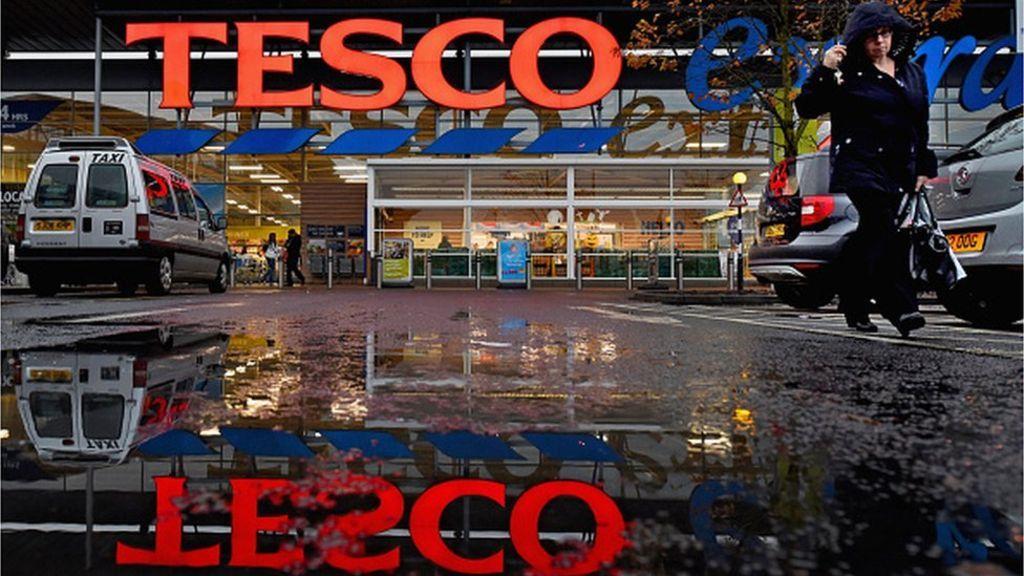 Three charged over tesco accounts fraud tesco