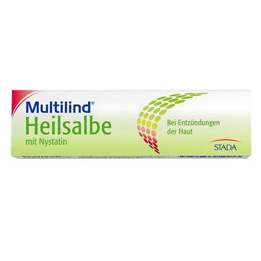Multilind Heilsalbe M Nystatin U Zinkoxid Windeldermatitis