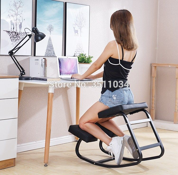 New Coming Ergonomically Designed Kneeling Chair For Adult Modern